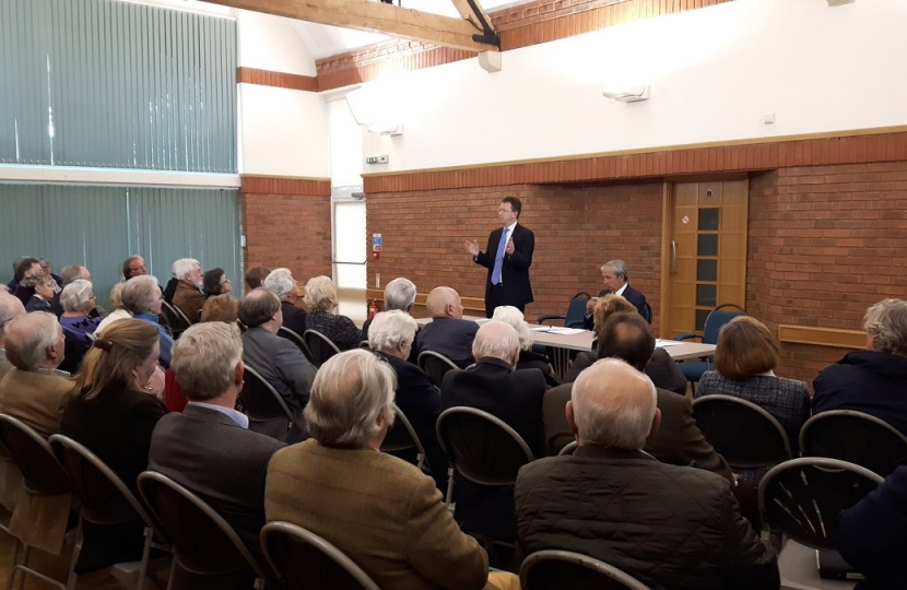 Conservative Party members select Jeremy Wright for Kenilworth and Southam